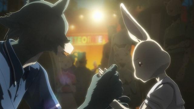 Выдающиеся звери (аниме)