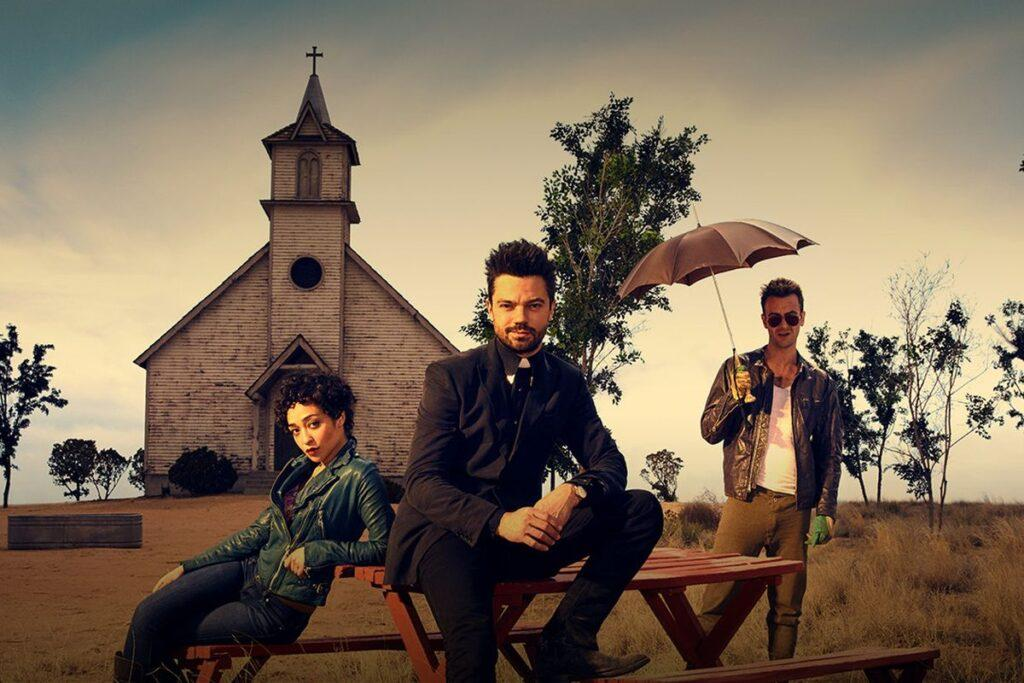 Preacher (TV series)