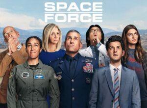 Космические силы (постер)