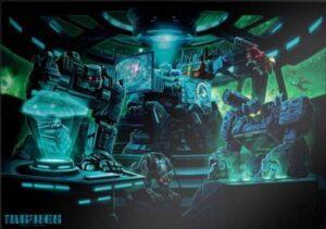 Трансформеры: Война за Кибертрон. Рассвет