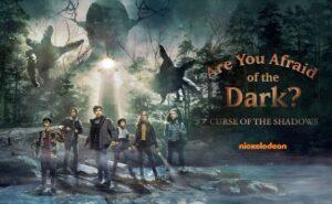 Боишься ли ты темноты?: Проклятие теней