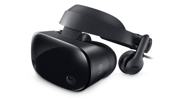Дизайн-макет VR гарнитуры