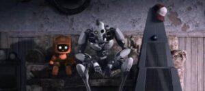 Любовь. Смерть. Роботы