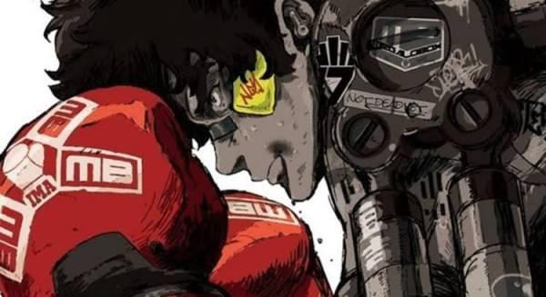 Мегало Бокс 2: Кочевник