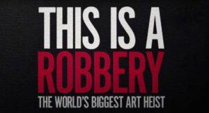 Это нападение! Крупнейшая кража картин в мире