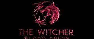 Ведьмак: Происхождение