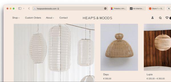 Новый вид браузера Safari