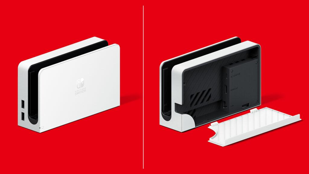 Nintendo Switch с OLED-дисплеем