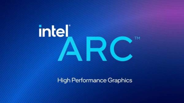 Intel ARC - новый бренд видеокарт